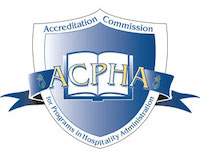 Accreditation Commission for Program in Hospitality Administration (ACPHA)