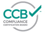 Compliance Certification Board (CCB) logo
