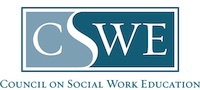 Council on Social Work Education (CSWE) logo