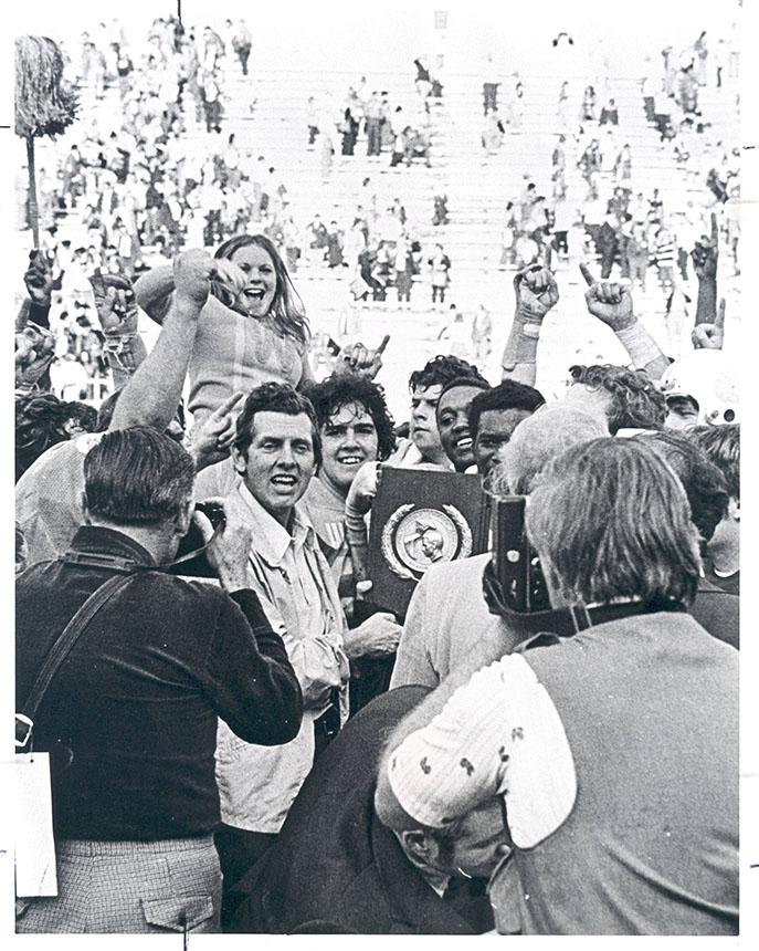 1977 national football championship