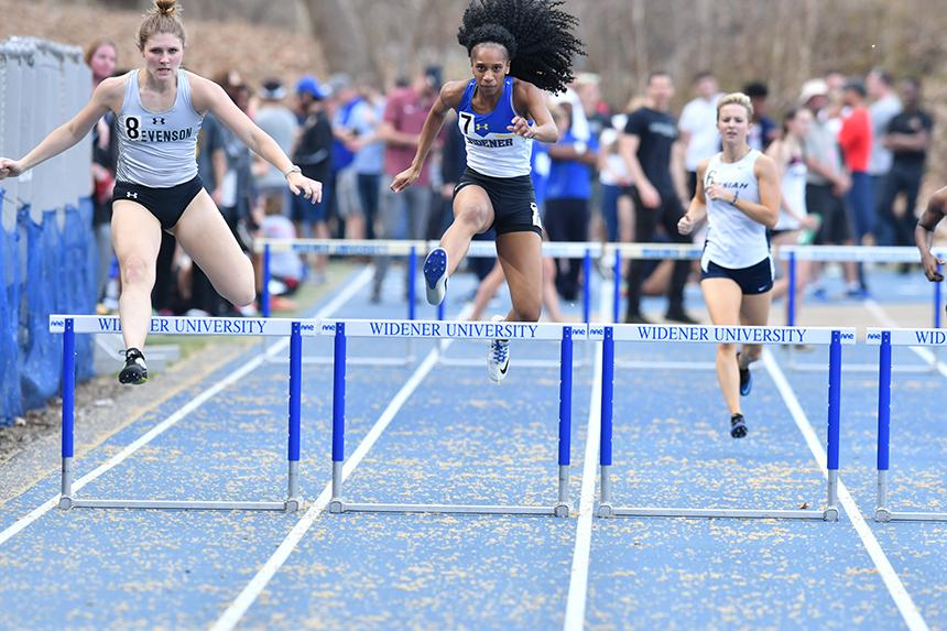 track and field hurdles