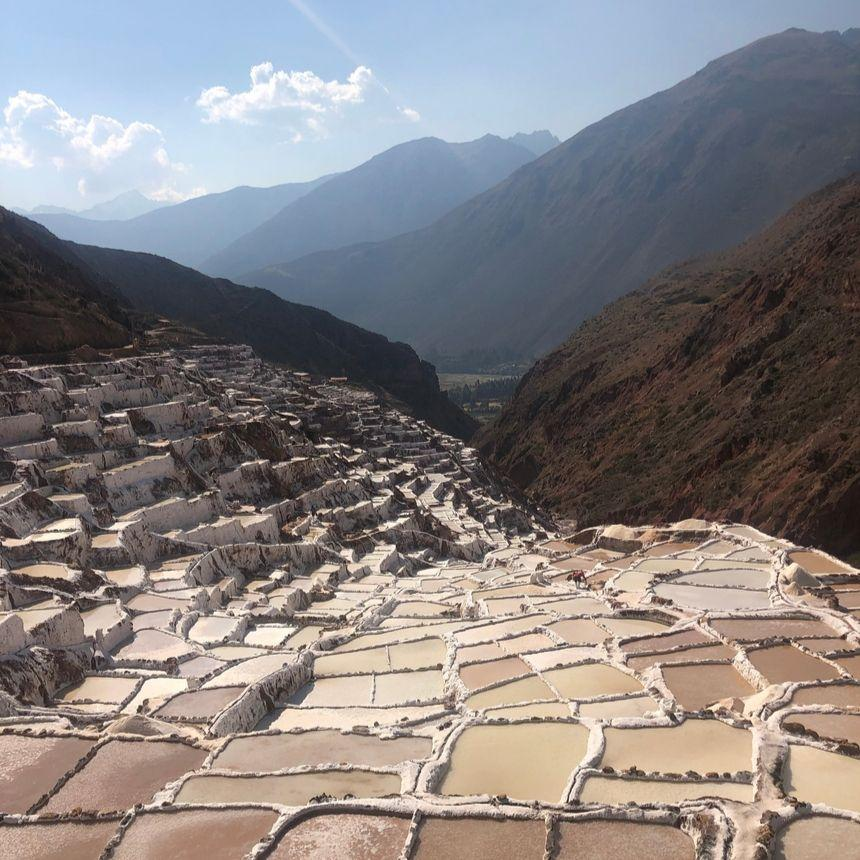 The Villas De Maras in the community Maras, Peru
