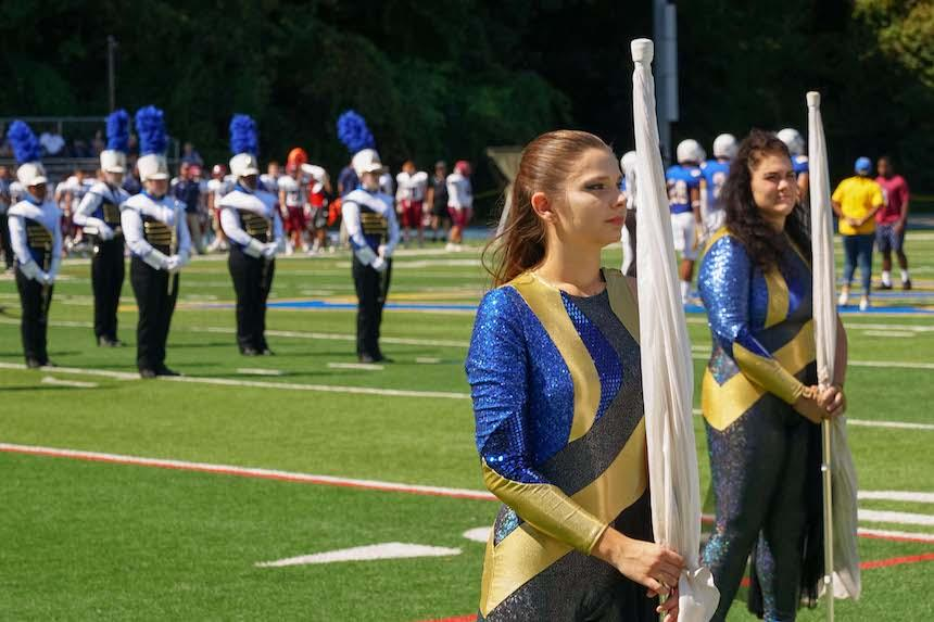 Widener Color Guard