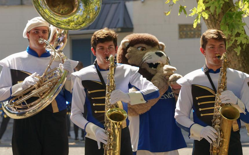 Widener Band Brass Instruments