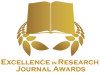Excellence in Research Journal Awards Logo