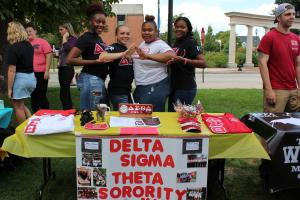 FSL Fraternity & Sorority