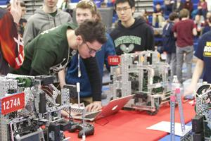 Robotics Engineering VEX