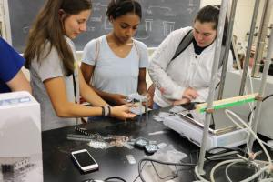Engineering Mini-Camp for High School Girls