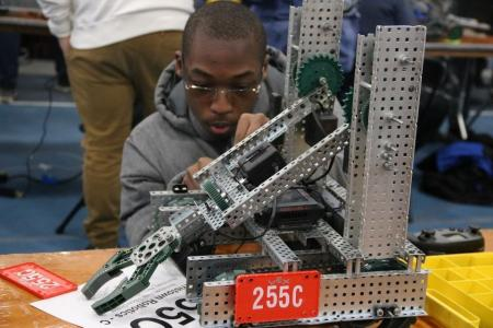 VEX robotics competition engineering