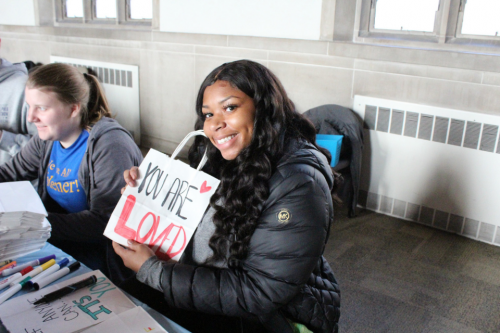 Students Host Service and Outreach Programs in Honor of Martin Luther King Jr.