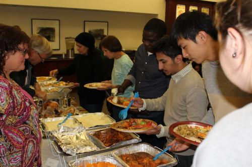 International Student Thanksgiving Dinner