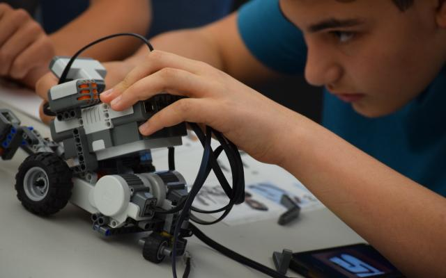 High School Robotics Summer Camp